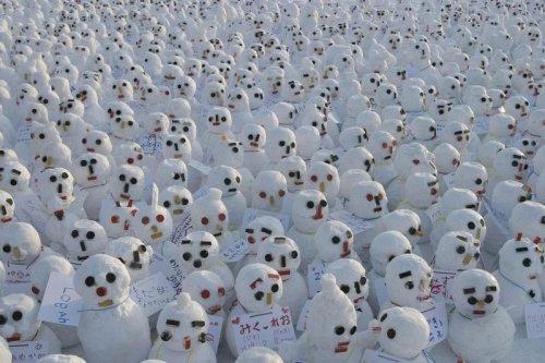 Снежно-новогодние игры (на конкурс)