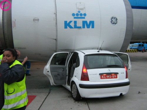 Авария на аэродроме