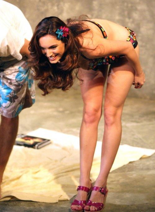 Келли Брук в бикини