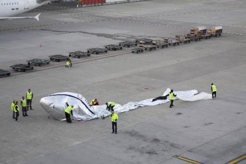 Надувной самолет