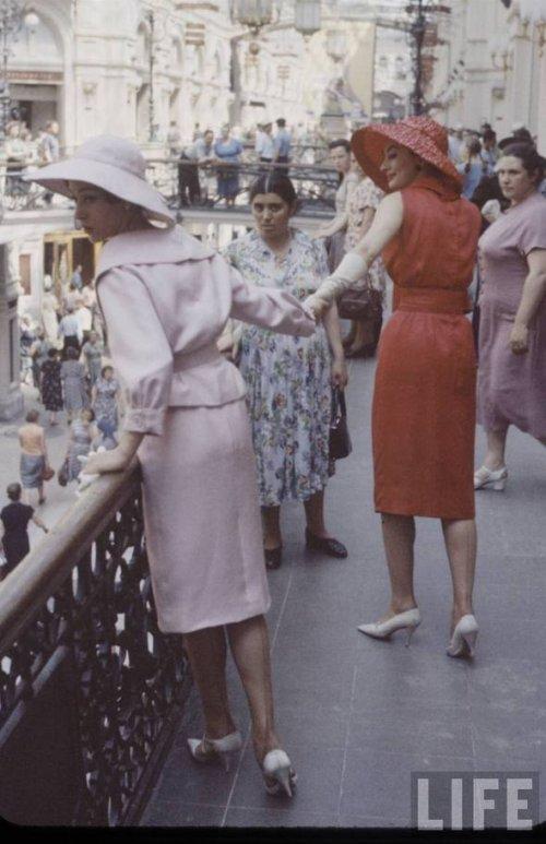 Dior fashion show