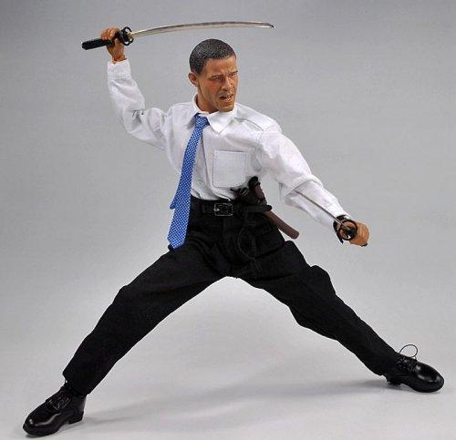Кукла Обама