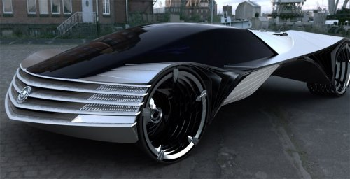 World Thorium Fuel Vehicle