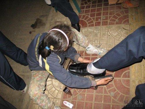 Детский труд в Китае