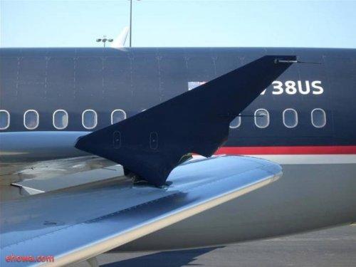 Встретились два самолета