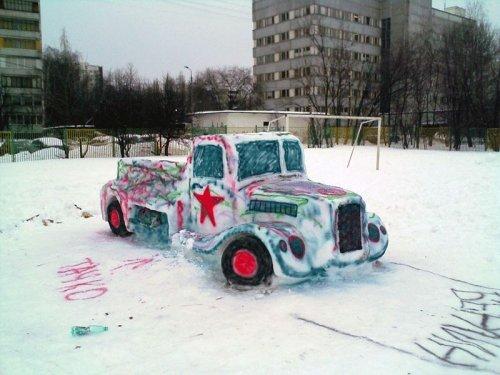 Снегомобиль