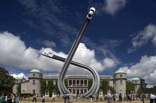 Монумент Audi