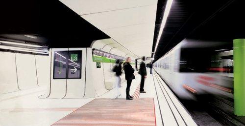Станция метро Drassanes