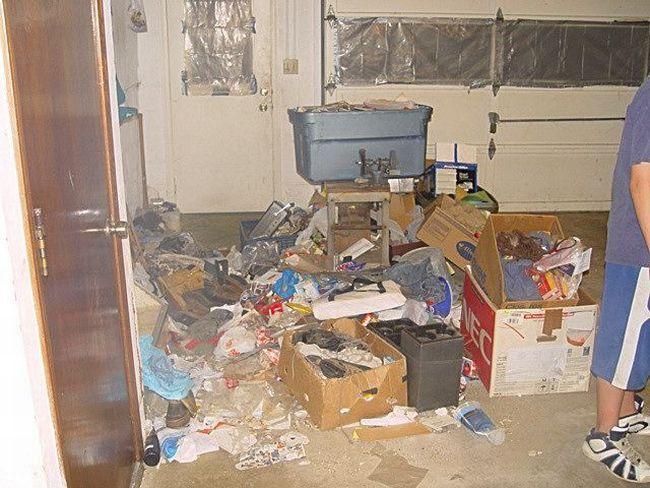 Ужасная квартира