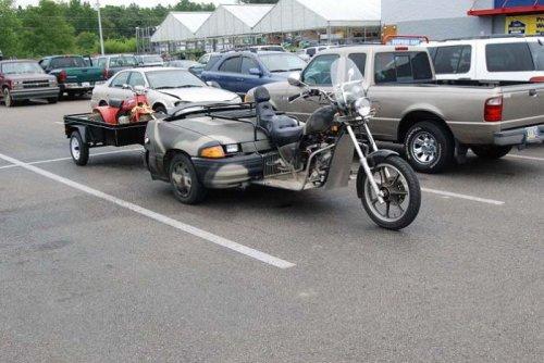 Мотомобиль
