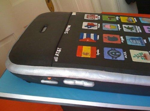 iPhone-торт