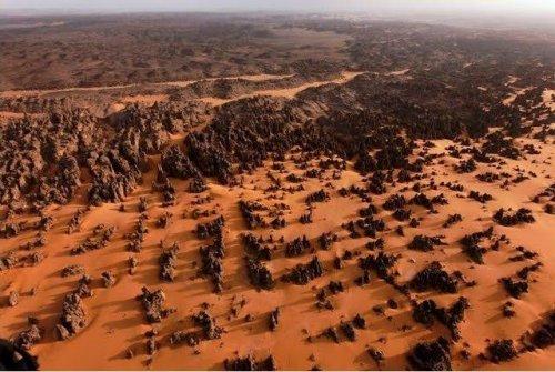 Прекрасная Сахара