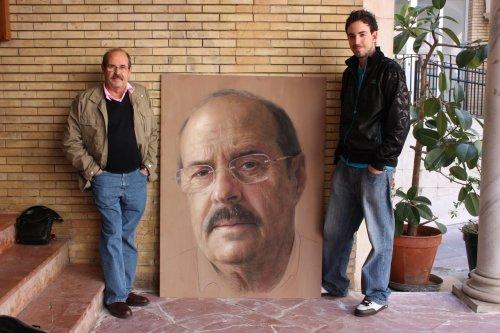 Ruben Belloso Adorna - портреты