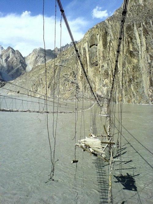 Страшный мост