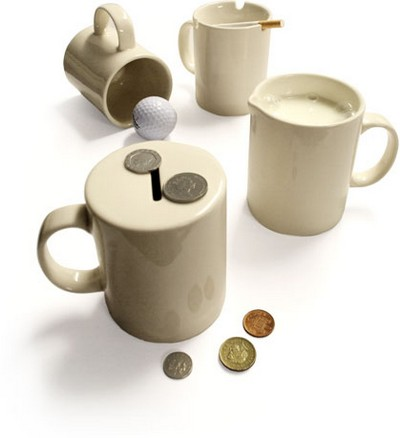 Необычная чашка