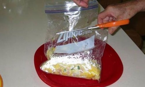 Как сделать омлет