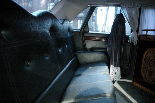 Украинский лимузин