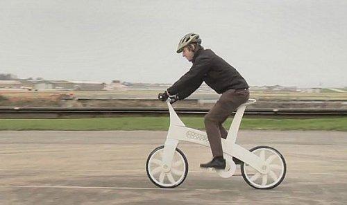 Велосипед из принтера