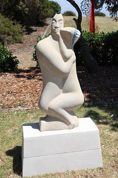Скульптуры моря