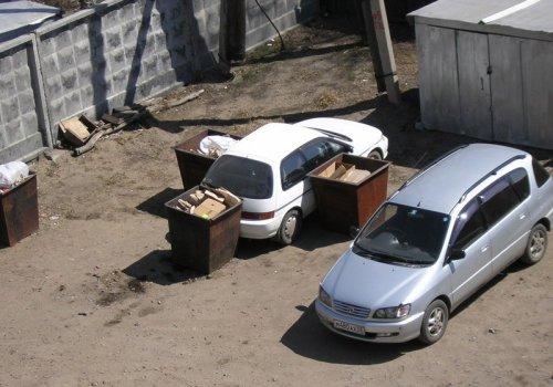 Месть мусорщика