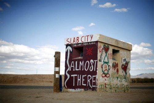 Свободный город Слэб-сити