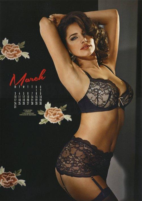 Календарь Келли Брук