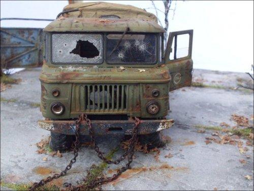 Военный ГАЗ-66