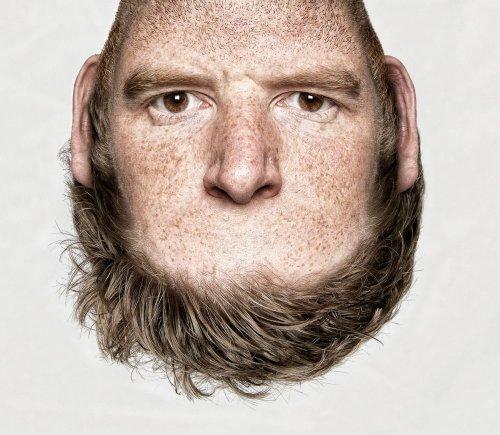 Перевернутая голова